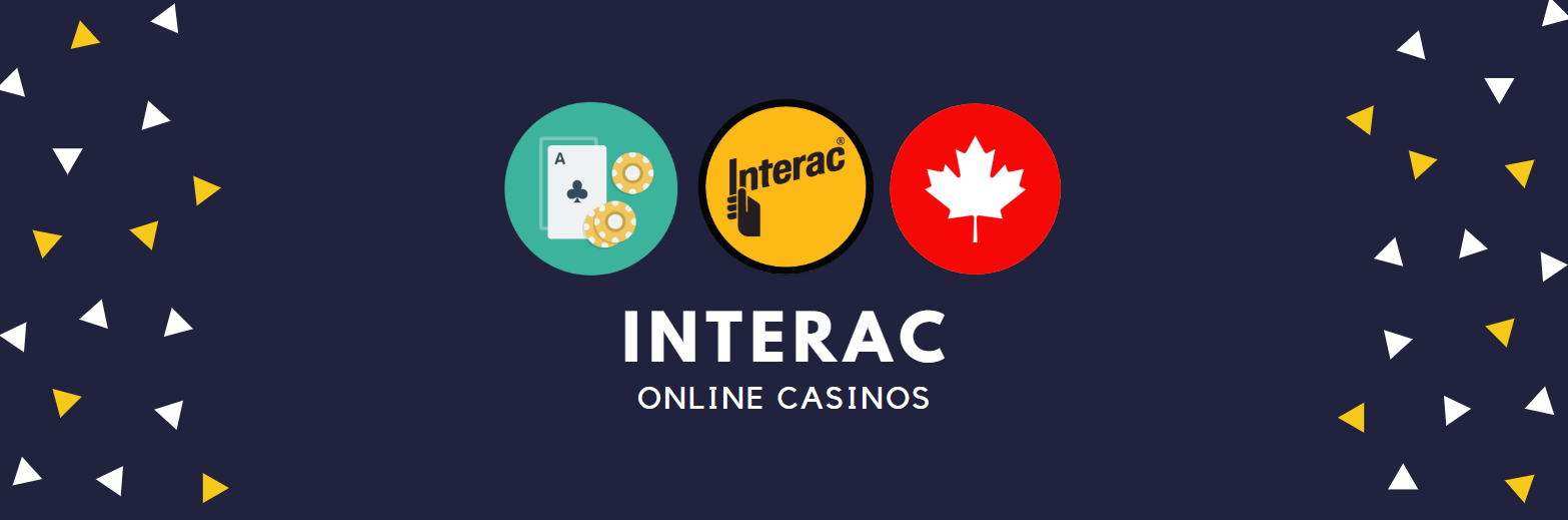 interac online casinos
