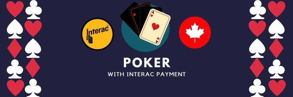 interac poker online