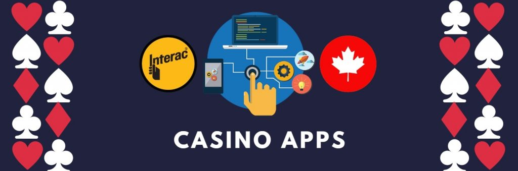 interac casino apps
