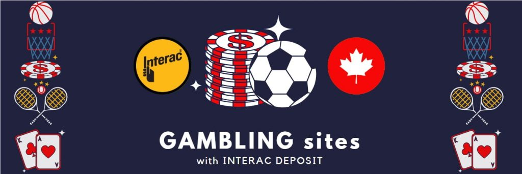interac gambling sites